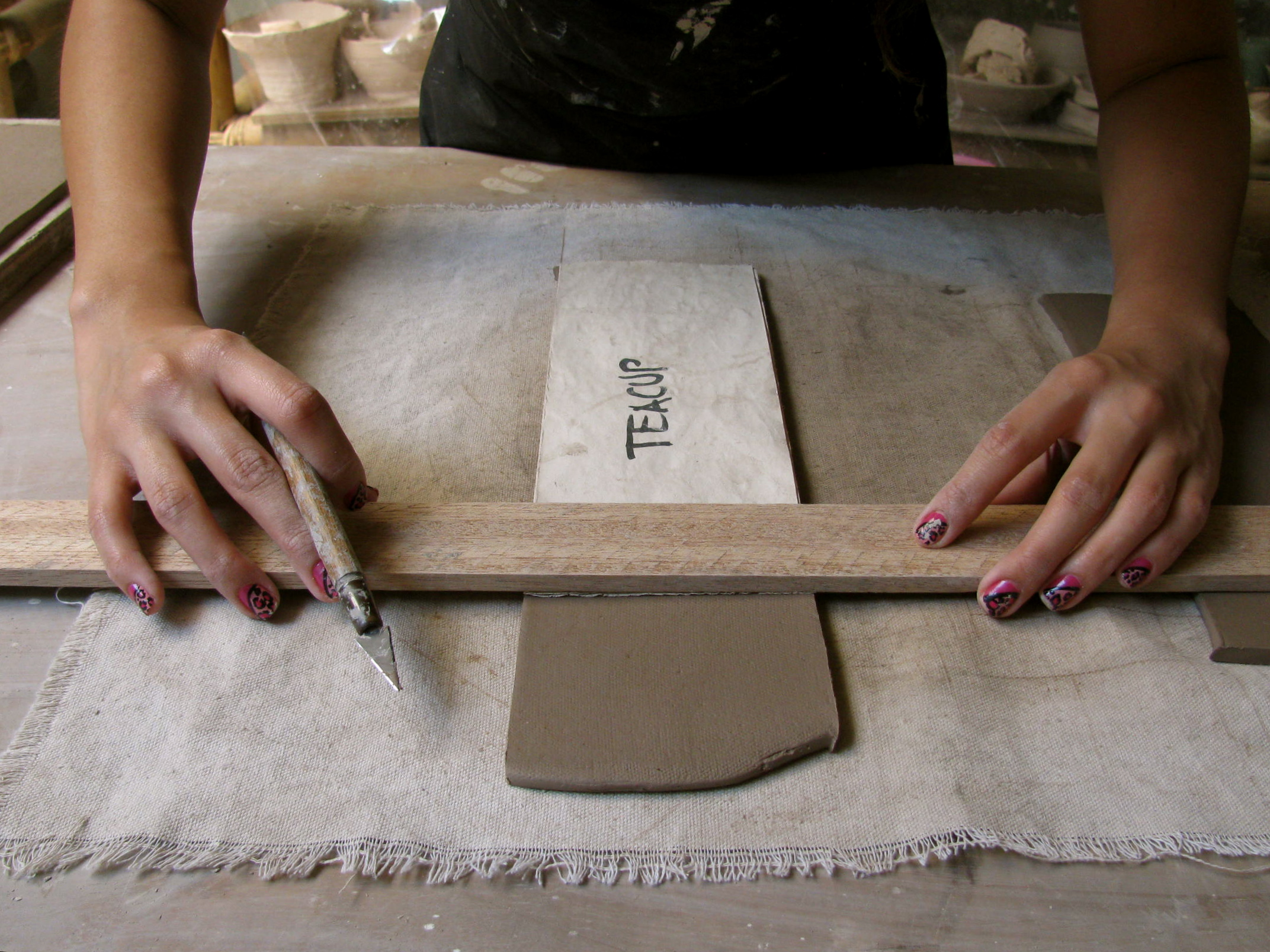 From Slabs Of Clay To Vessels Create Play Transform